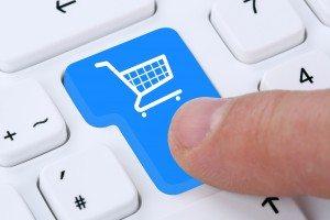 Online Shopping Buying Order Internet Shop Concept